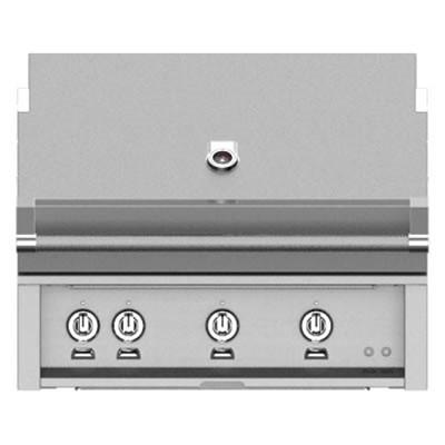 Hestan grill top