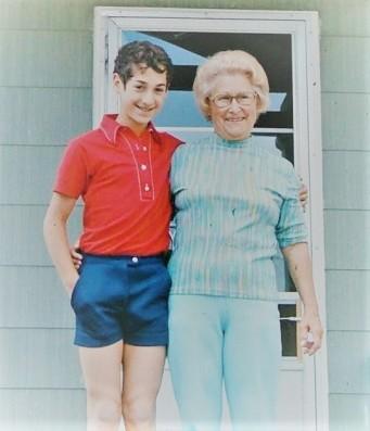 Jim and Nanna Anne