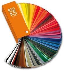 RAL Color Wheel