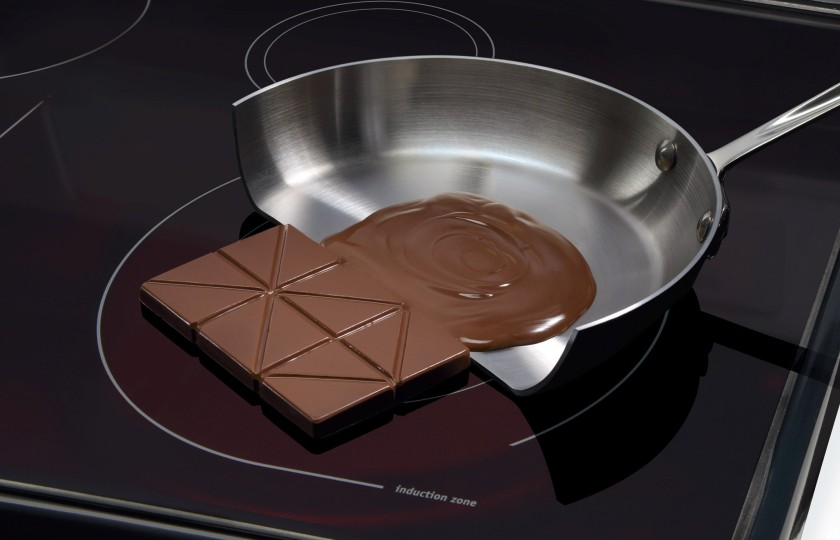 chocolate induction