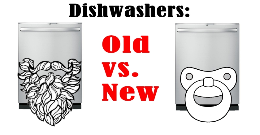 Dishwashers: Old vs. New